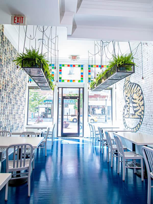 Casual Dining at Riverside Korean Restaurant & Bar