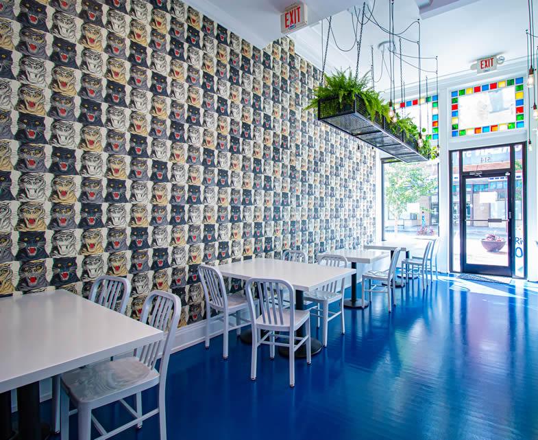 Modern Updated Interior